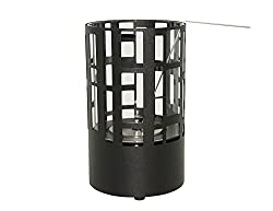 Utopia Alley Deco Tabletop Ethanol Vent Less Fireplace