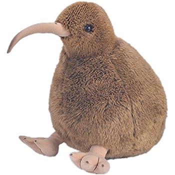 Amazon.com: Kiwi Bird 11 inches, 30cm, Plush Toy, Soft Toy ...