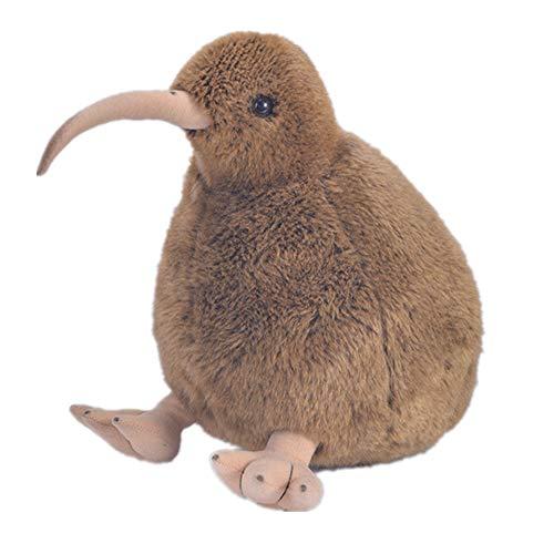 TAMMYFLYFLY Kiwi Bird 11 inches, 30cm, Plush Toy, Soft Toy, Stuffed Animal (30cm)