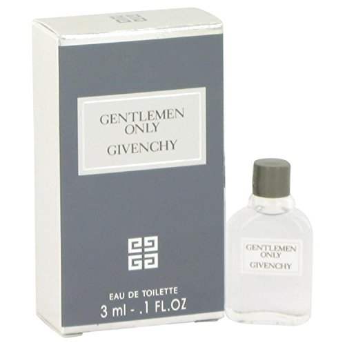 Gentlemen Only by Givenchy Mini EDT .1 oz for Men - 100% Authentic