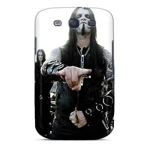 MarieFrancePitre Samsung Galaxy S3 Perfect Hard Phone Cases Custom Stylish Dimmu Borgir Band Series [jeU6102txCX]