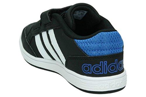 adidas Hoops CMF C CBLACK/FTWWHT/BLUE