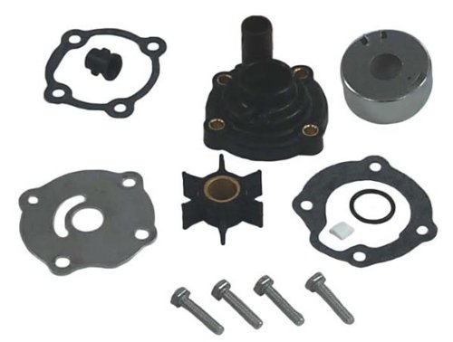 JOHNSON EVINRUDE COMPLETE WATER PUMP KIT (2CYL) | GLM Part Number: 12060; Sierra Part Number: 18-3383; OMC Part Number: 395270