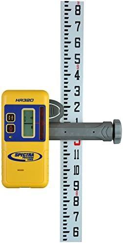 Spectra Precision Lasers / Trimble HR320 Hr320 Receiver with C59 Rod Clamp by Spectra Precision Lasers / Trimble