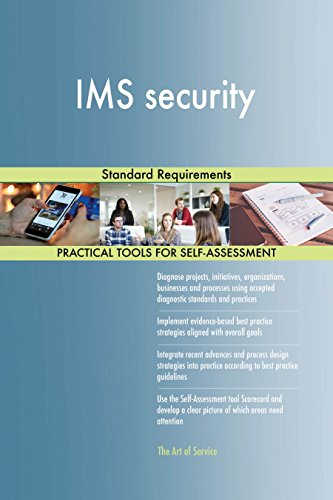 IMS security Standard Requirements (English Edition)
