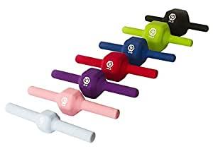 DUMBBELL2 (DB2) NEOPRENE MULTI-COLOR SET 4-20 LBS