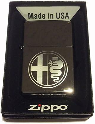 ALFA ROMEO Collectible Zippo Lighter