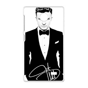 Justin timberlake suit and tie Phone Case for Nokia Lumia X Case
