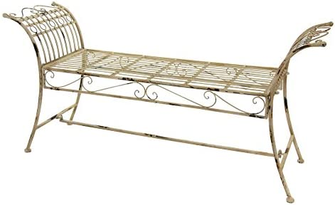 Oriental Furniture Rustic Garden Bench