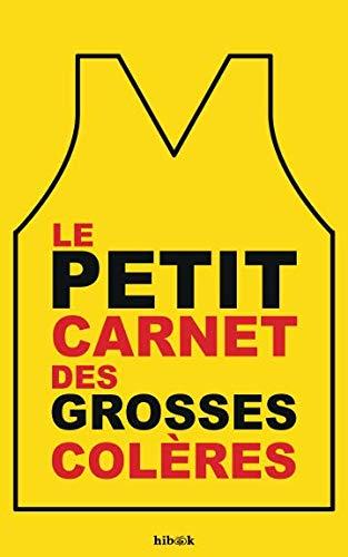 LE PETIT CARNET DES GROSSES COLÈRES French Edition