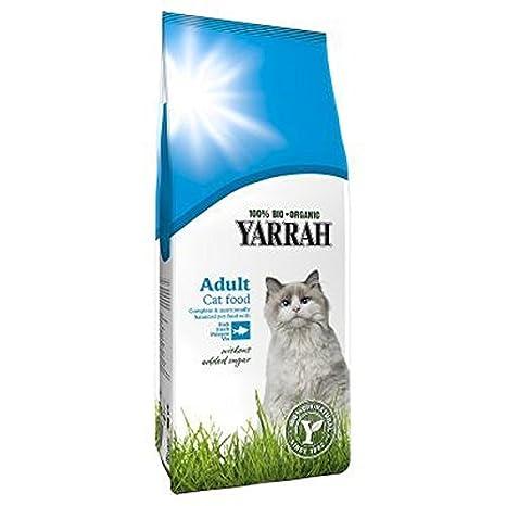 Pienso Gatos Pescado 10 kg. de Yarrah: Amazon.es: Salud y cuidado personal
