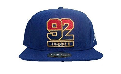 a3226cc0dd9 Home · Jordan Olympic 7 Dream Team 1992 Retro Snap Back One Size Blue  823526 455. 410446