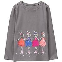 Gymboree Girls' Long Sleeve Graphic Tee