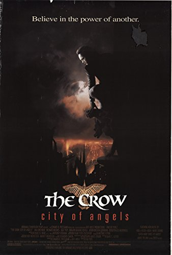 The Crow: City of Angels 1996 Authentic 27