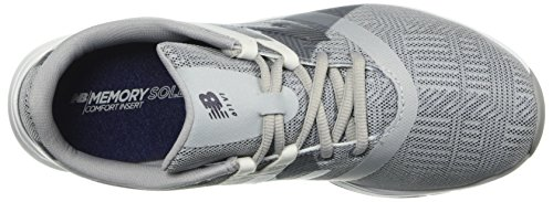 New Balance Women's 611v1 Cross Trainer Silver Mink/Seafoam outlet cheap prices h1XCFJSic