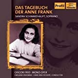 Das Tagebuch Der Anne Frank: Diary of Anne Frank by Fried, G. [Music CD]