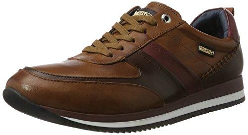 Pikolinos M3h_i17 Sneaker Herren Braun Palermo (cuir)