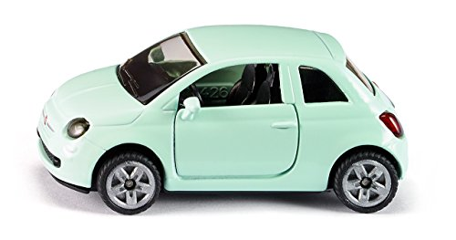 Siku 1453fiat 500car And Traffic Models