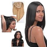 Cheap Hairdo 22 inch Clip-In Extension (H22SXT) Straight (Golden Wheat (R14/88H))