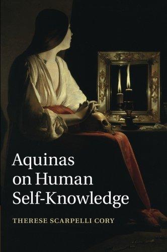 Aquinas on Human Self-Knowledge pdf epub