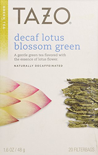 - Decaf Lotus Blossom Green FB 20ct/6-20 per case (on case)