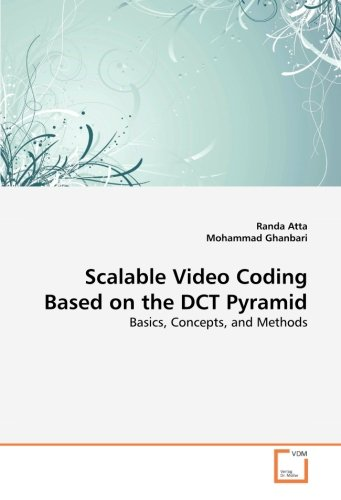 Scalable Video Coding Based on the DCT Pyramid: Basics, Concepts, and Methods