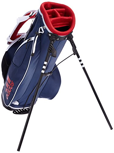 Adidas Golf Junior Caddy Bag Stand Type 39 inch nameplate included / 7 inch / 39 inch compatible AWT 56 A92263 by adidas (Image #5)