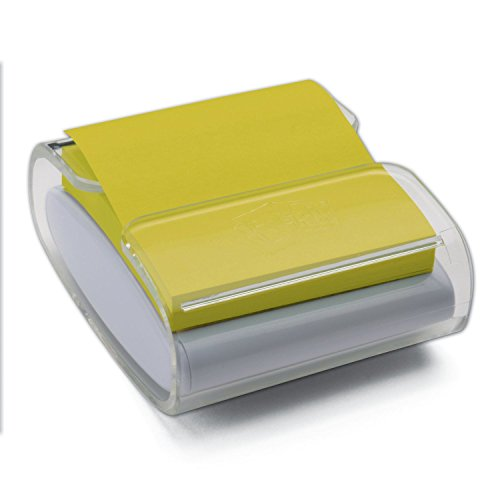 Post-it Pop-up Note Dispenser,  White, Includes one pad of accordion-style Post-it Pop-up Notes (WD-330-WH)
