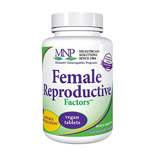 Michael's Naturopathic Progams Female Reproductive Factors, 60 Count