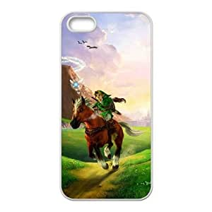 iPhone 5,5S Phone Cases White The Legend of Zelda FJo881544