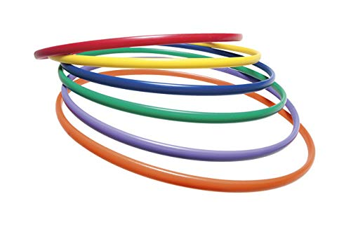 Sportime UltraHoops Strong and Controllable No-Kink PE Hoop