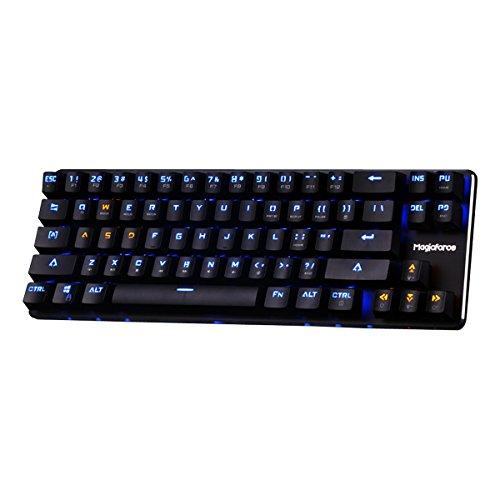 Qisan Keyboard Mechanical Backlight Magicforce product image
