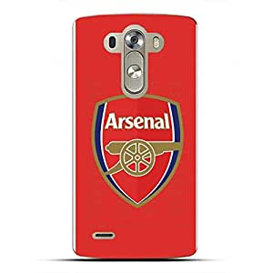 Famous Design FC Arsenal Football Club Phone Case Cover For LG G4 3D Plastic Phone Case