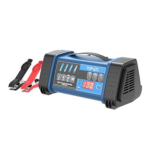 TOPAC 2/10/20A 12/24 Volt Smart Car Battery Charger