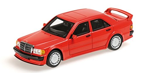 connotación de lujo discreta Minichamps 437032001 - Mercedes Benz 190 EVO EVO EVO 1 (W201) - 1990 - rojo - Escala 1 43 - Vehiculo en Miniatura  descuentos y mas