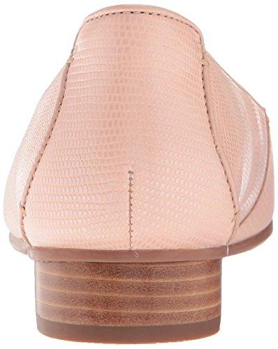 Clarks Women's Keesha Luca Slip-on Loafer, Dusty Pink Leather, 8.5 W US by CLARKS (Image #2)