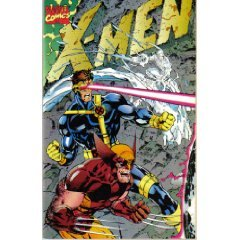 X-Men 1, (Special Collectors Edition) 1st Issue, October 1991