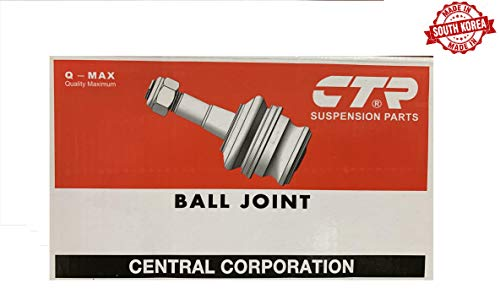 CTR - 2007 For Honda Ridgeline RTL Front Lower Ball Joint (Made in Korea with 3 Years Warranty)