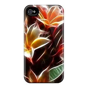 Samsung Galasy S3 I9300 Protector Cases Fractual Flowers Phone Covers