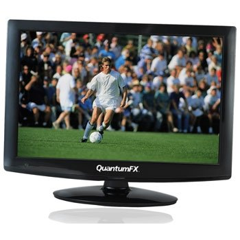 Quantum FX 18.5in LED TV With ATSC NTSC - Quantum FX (Tuner Flat Panel)