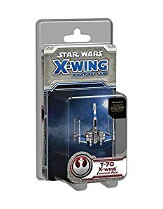 Star War X-Wing: T-70 X-wing Expansion Pack by Fantasy Flight Games