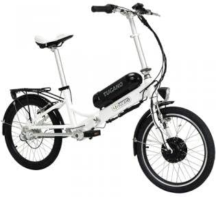 TUCANO EOS - Bicicleta eléctrica deportiva (Motor 250W - 36V ...