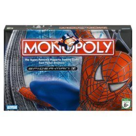 Monopoly Spider-man Edition -