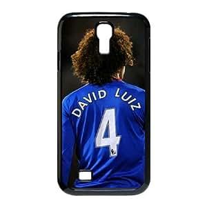 Samsung Galaxy S4 I9500 Phone Case Black David Luiz BFG097693