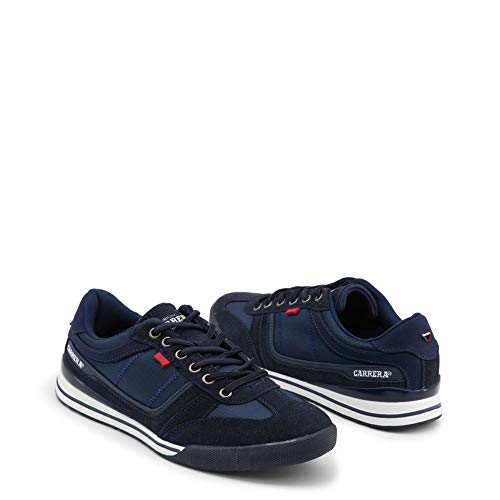 Bleu CAM817300 41 Carrera Jeans Homme Sneakers IRnwHBpS