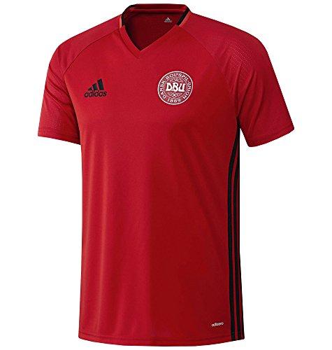 Denmark Soccer Jersey - 5
