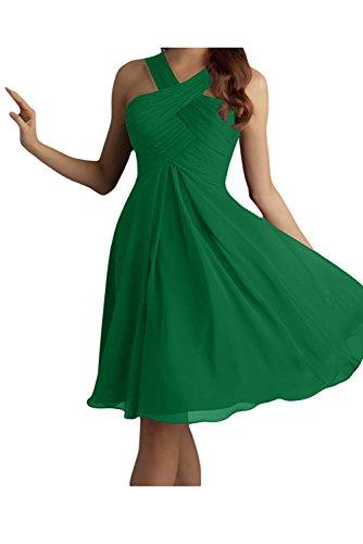 Kleider Partykleider La Gruen Damen Braut Jaeger Abendkleider Brautjungfernkleider Mini Gruen Olive Kurz Chiffon Jugendweihe mia nqa4nAg