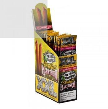- Xxl Double Platinum Wrap Strawberry Kiwi Box