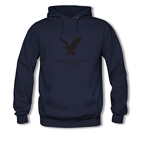 American Eagle Outfitters Logo For women Printed Sweatshirt Pullover Hoody