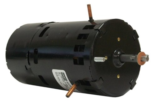 Fasco D454 3.3-Inch Flue Exhaust and Draft Booster Blower Motor, 1/30 HP, 115 Volts, 3000 RPM, 1 Speed, 1.5 Amps, OAO Enclosure, CWSE Rotation, Sleeve (Booster Motor)